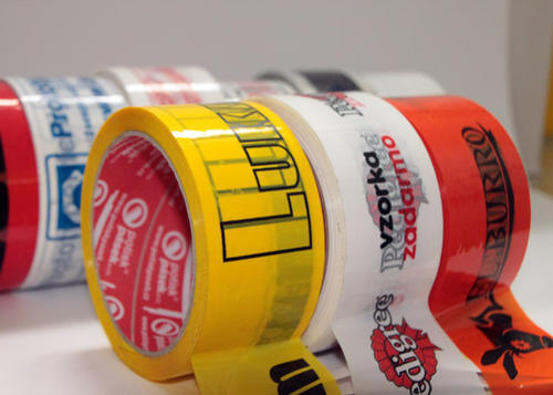 The Personalized Packing Tape Will Give You Security You Need In Your Packages